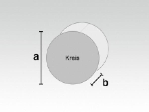 Schaumstoffkreis Ø200x16cm