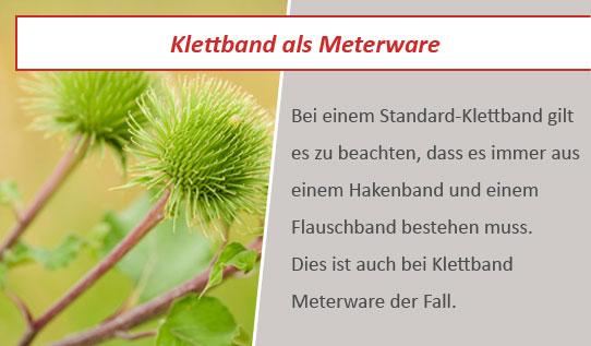 klettband-meterware