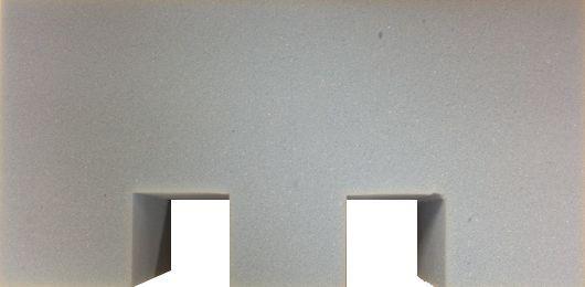 Schaumstoff für Sitz R129 (Teil 1 von 3)